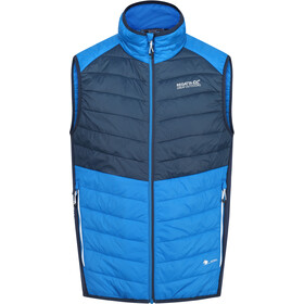 Regatta Halton IV Hybrid Bodywarmer Vest Heren, imperial blue/nightfall navy/brunswick blue